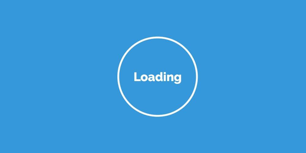 Simple CSS Loader