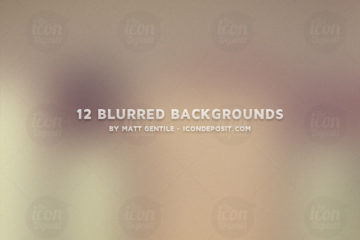 Blurred Backgrounds in PSD, JPG