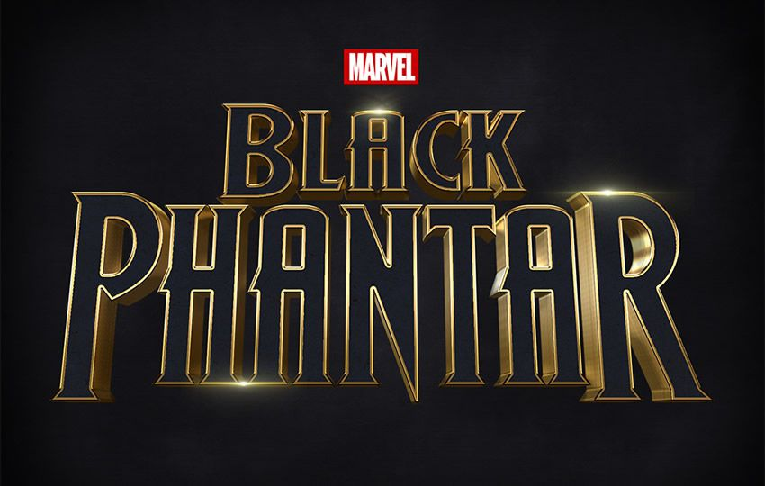 Free Black Panther Text Effect