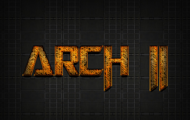 Free SCI – FI Photoshop Text Effect