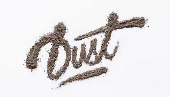 How to Create Custom Dirt Typography