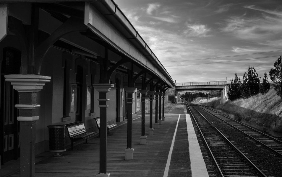 Uralla Train Station