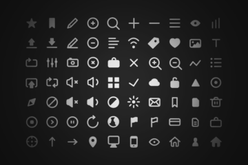 70 Small Icons