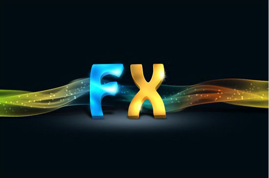 Create Dazzling 3D Text Effect