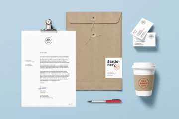Branding and Identity Template