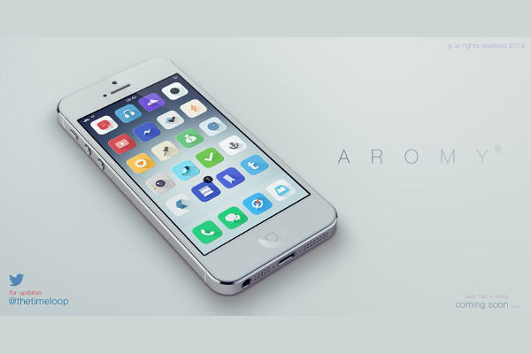 Free iPhone PSD Mock-Up