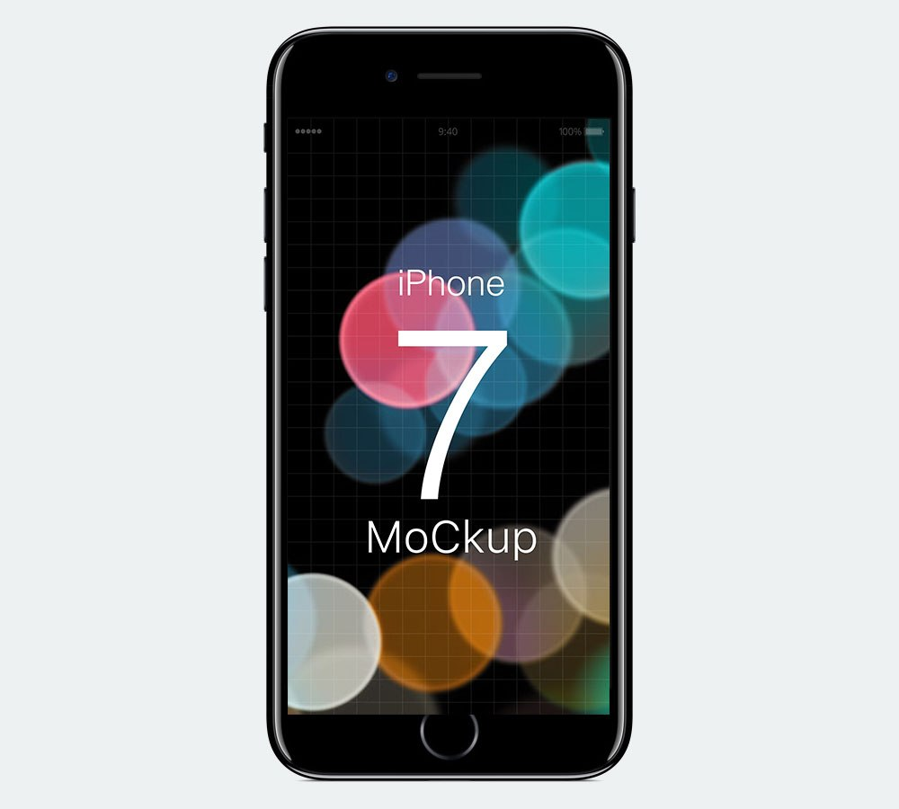 IPhone Free Mockup for Photoshop