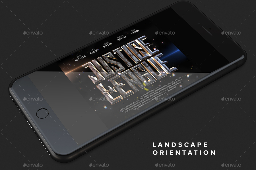 User Interface iPhone Design Mockup