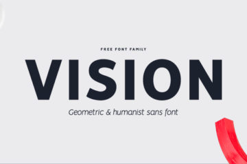 Download Free Vision Typeface
