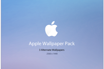 Apple Wallpaper Pack - Free Download