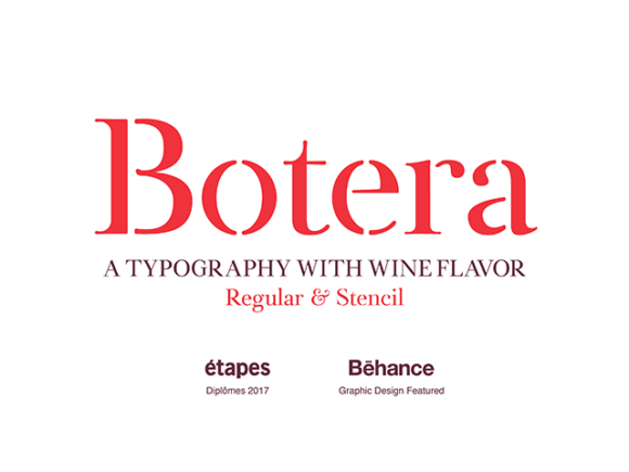 Download Botera Font For Free