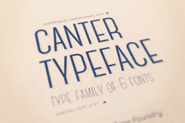 Canter Font