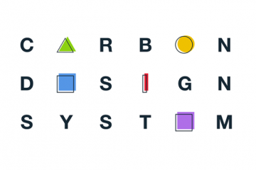 Get Carbon Design System from IBM