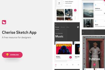 Download Free Cherise App Concept