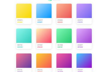 Download Free coolHue CSS Color Gradients