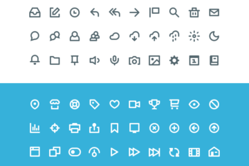 Vicons Icons