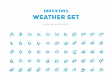 Dripicons Weather