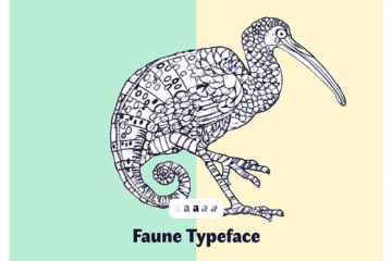 Get this Faune Font for Free