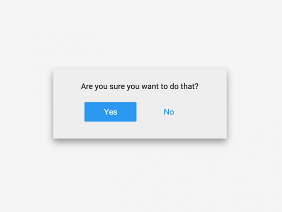 Flipside Button to Modal