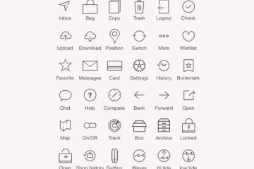 iOS7 Tab Bar Icons