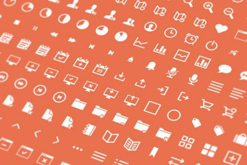 264 IKONS Vector Icons
