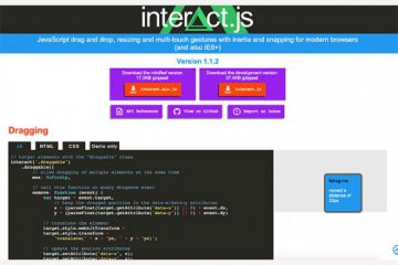 Interact.js