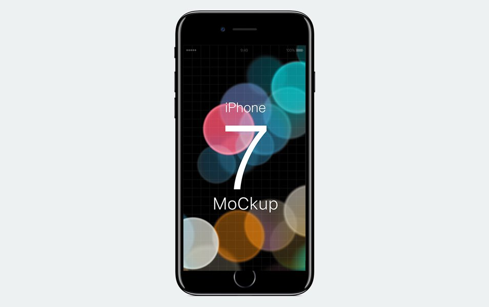 Free iPhone Mockup For Photoshop