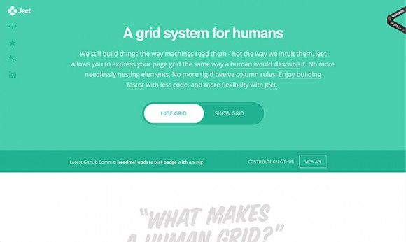 Jeet Grid System for Humans