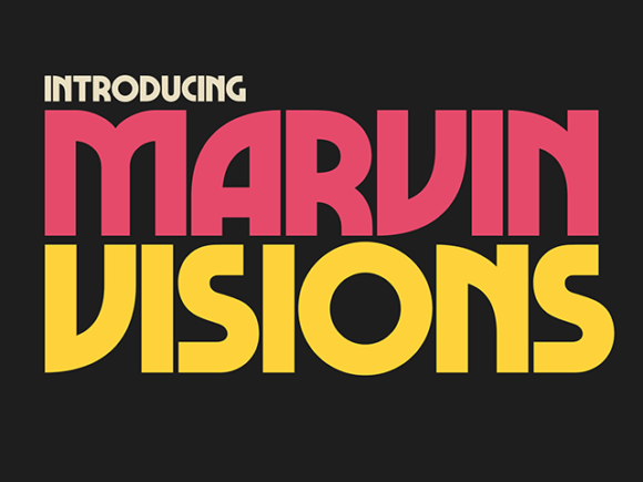 Download Marvin Visions Font For Free