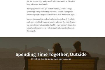 Medium Style Page Transition