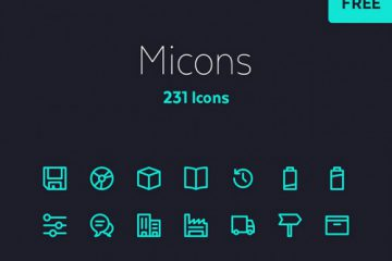 Micons Tiny Icons