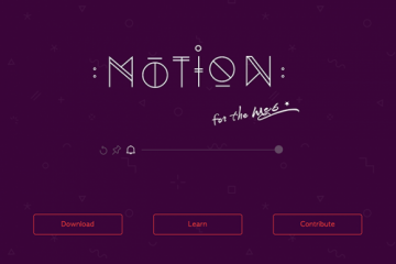 mojs Motion Graphics Library