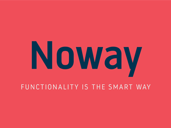 Download Free Noway Font Weights