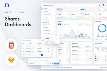 Free Download Shards Dashboard Lite