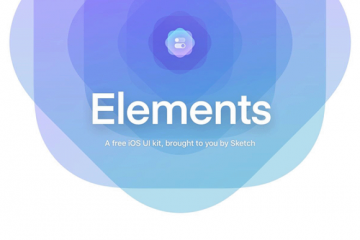 Download Free Elements iOS UI Kit by Sketch