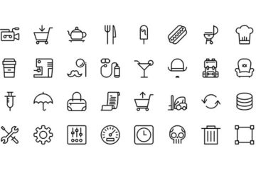 Streamline Icon Set