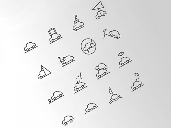 Weather Situations Icons
